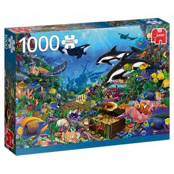 Puzzel Jewels Of The Deep 1000 Stukjes