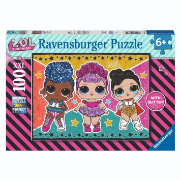 Puzzel LOL Glitter 100 XXL