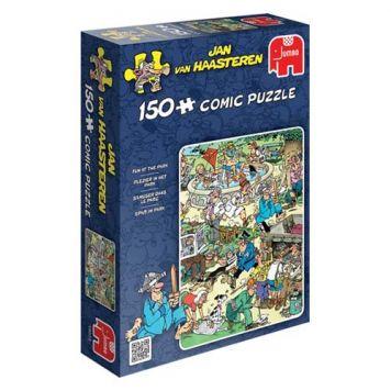 Jan Van Haasteren Puzzel Fun In The Park 150 stukjes