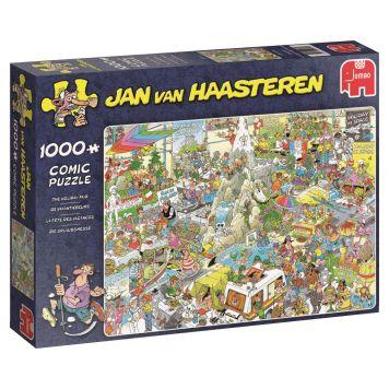 Jan Van Haasteren Puzzel De Vakantiebeurs 1000 Stukjes