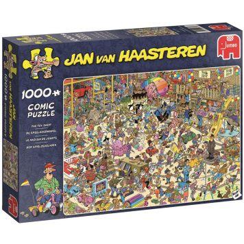 Puzzel Jan Van Haasteren Speelgoedwinkel 1000 Stuk