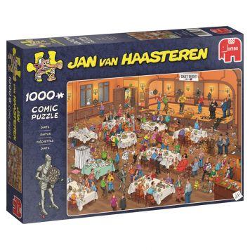 Jan Van Haasteren Puzzel Darts 1000 Stukjes