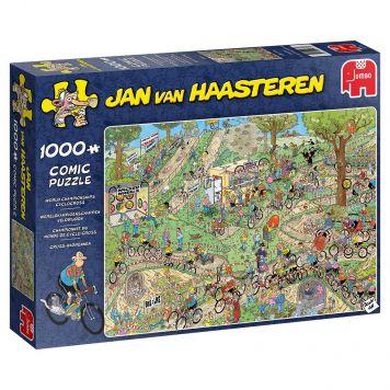 Jan Van Haasteren Puzzel Veldrijden 1000 Stukjes