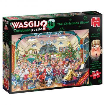 Puzzel Wasgij Christmas 16 Int 2x1000