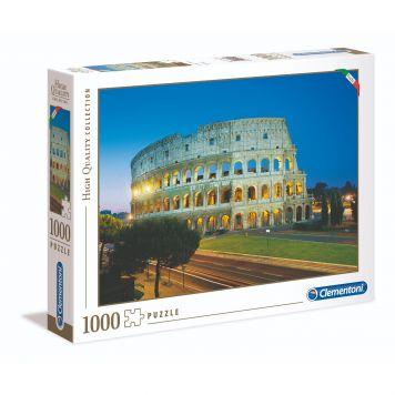 Puzzel High Quality 1000 Stukjes Colosseum