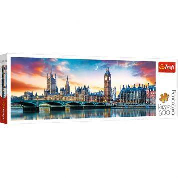 Puzzel Panorama Londen 500 Stukjes