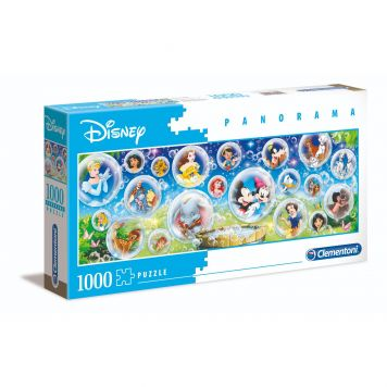 Disney Classic 1000 Stukjes Puzzel Panorama Clementoni