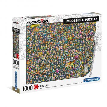 Puzzel Mordillo 1000 Stuks Impossible