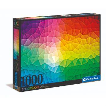 Puzzel Color Boom 1000 Stukjes Mozaiek Clementoni