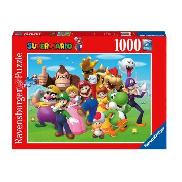 Puzzel Super Mario 1000 Stukjes