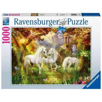Puzzel In De Herfst 1000 Stukjes
