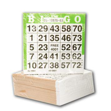 Bingo Kaarten 500st