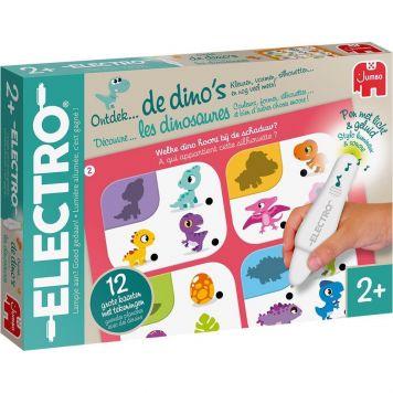 Electro Wonderpen Dinos