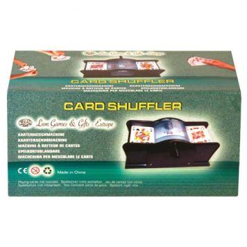 Kaartschudmachine Handmatig