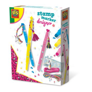 SES Stempel Marker Designer