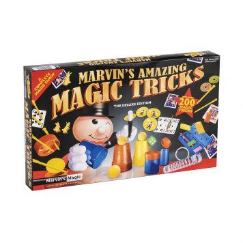 Marvin's Amazing Magic Tricks Deluxe Edition Goocheldoos