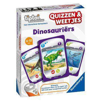 Tiptoi Quizzen En Weetjes Dinosaurus