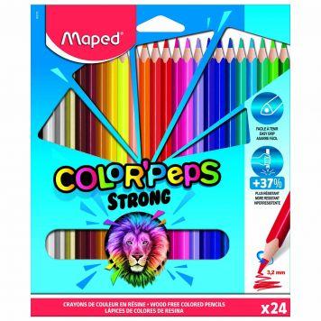 Kleurpotloden Maped 24x In Doos