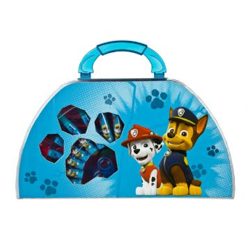 Paw Patrol Kleurkoffer 51-Delig