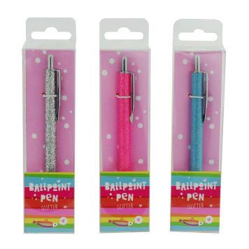 Funtastic Pen Glitter 3 Assorti