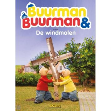 Boek Buurman & Buurman - De Windmolen