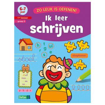 Boek Zo Leuk is Oefenen - Ik Leer Schrijven (6-7  Jaar)