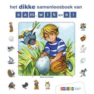 Het Dikke Samenleesboek Van Sam Wik En Ei