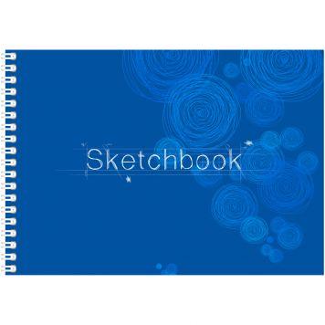 Schetsboek 40x28 Cm