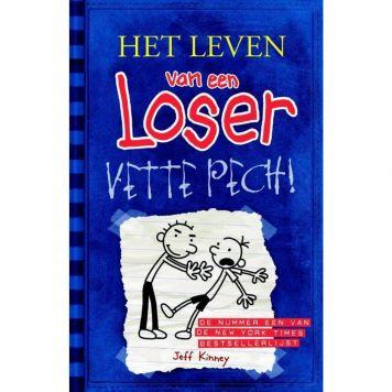 Boek Leven Van Een Loser 2 Vette Pech Paperback