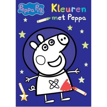 Peppa Pig Kleurboek - Kleuren met Peppa