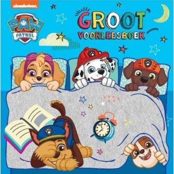 Boek Paw Patrol Groot Voorleesboek