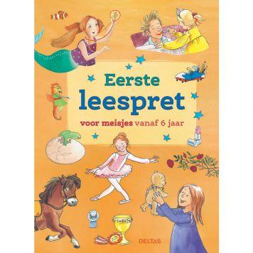 Boek Eerste Leespret Meisjes Vanaf 6 jaar