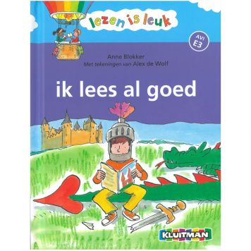 Boek Ik Lees Al Goed AVI E3