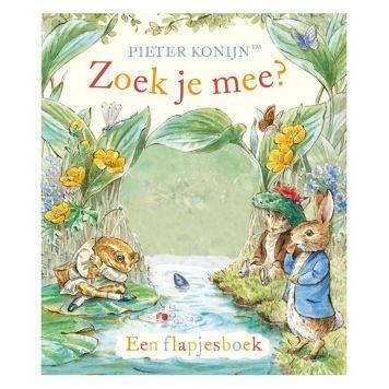 Boek Pieter Konijn Zoek Je Mee? Flapjesboek