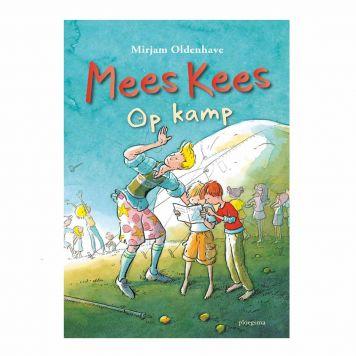 Boek Mees Kees Op Kamp