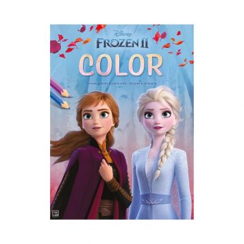 Frozen 2 Color Kleurboek