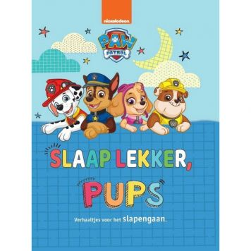 Boek Paw Patrol Slaap Lekker Pups