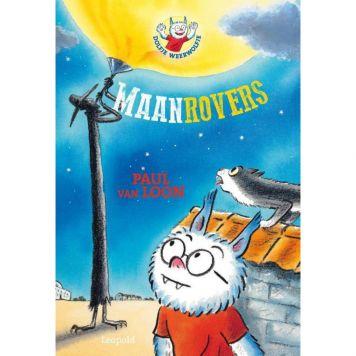 Boek Dolfje Weerwolfje - Maanrovers