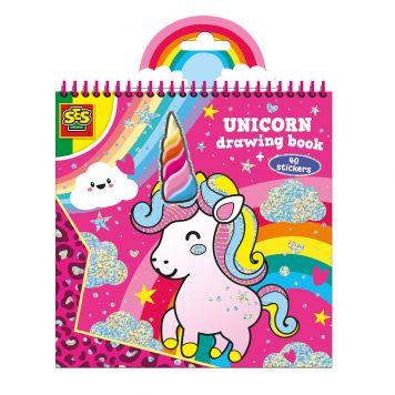 SES Unicorn Kleurboek