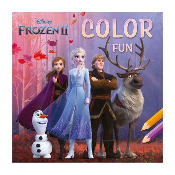 Frozen 2 Kleurboek Color Fun