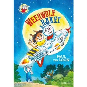 Boek Dolfje Weerwolfje Weerwolfraket