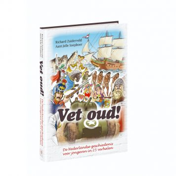 Boek Vet Oud!