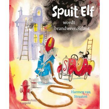 Boek Spuit Elf Wordt Brandweerolifant