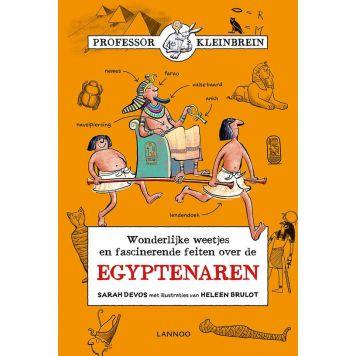 Boek Professor Kleinbrein De Egyptenaren