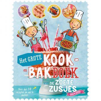 De Zoete Zusjes Het Grote Kook- En Bakboek
