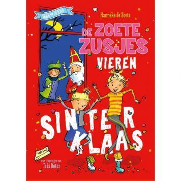 Boek De Zoete Zusjes Vieren Sinterklaas