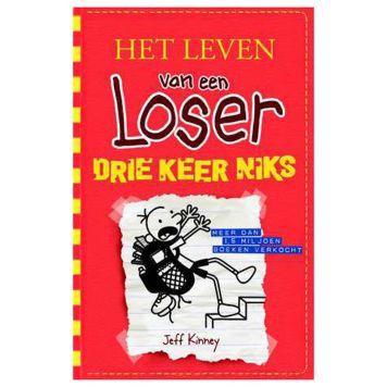 Boek Leven Van Een Loser 11 Drie Keer Niks