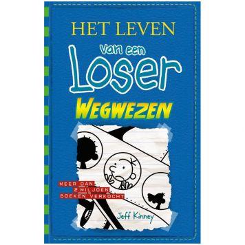 Boek Leven Van Een Loser Deel 12 Wegwezen