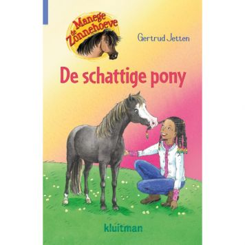 Boek Manege De Zonnehoeve De Schattige Pony