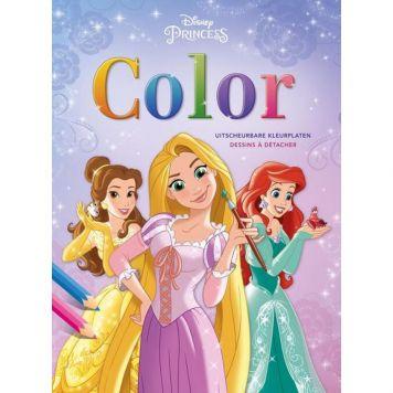 Kleurboek Color Disney Princesss
